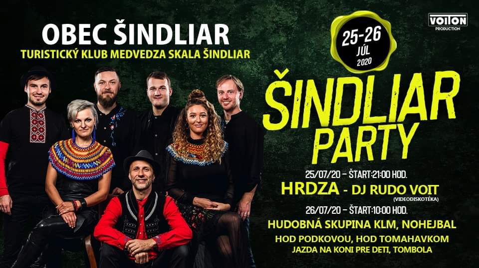 ŠINDLIAR PARTY
